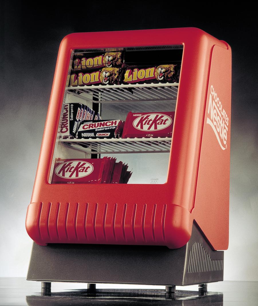 Expositor refrigerado iosu rada dise o de producto for Diseno de producto