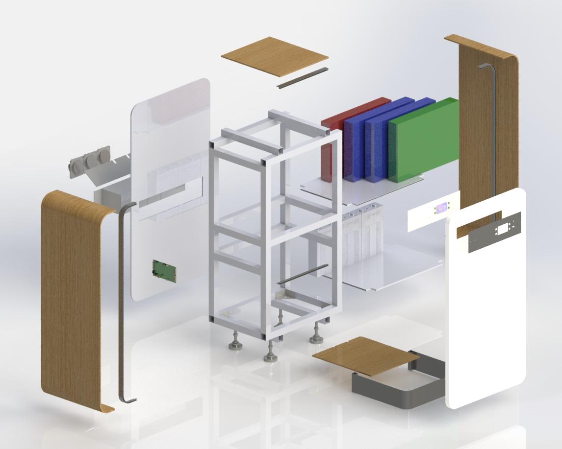 Unidad de auto consumo e rook dise o de productoiosu rada for Diseno de producto