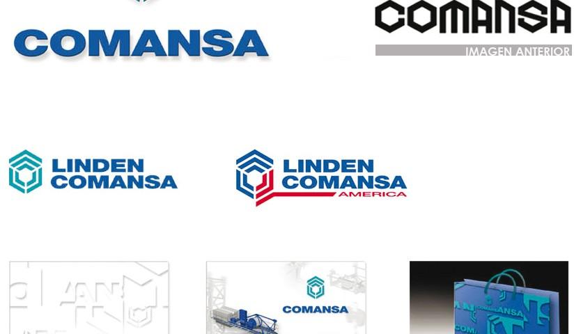 Rediseño de Imagen Corporativa,   Manual de Identidad y aplicaciones varias