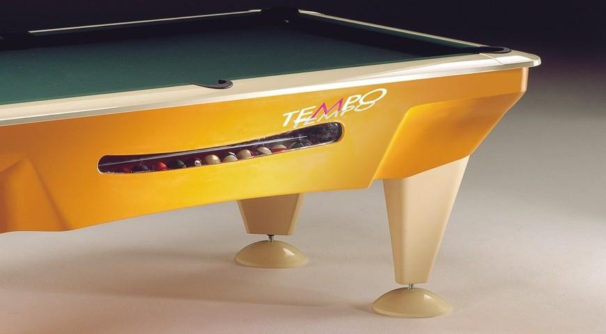 """Mesas de billar """"TEMPO"""". Diseño industrial y de producto"""