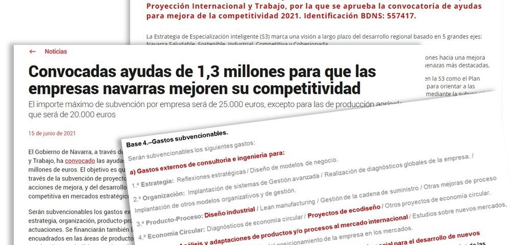 Ayudas competitividad 2021N
